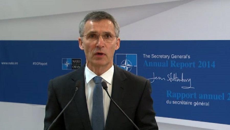 Výročná správa generálneho tajomníka NATO za rok 2014