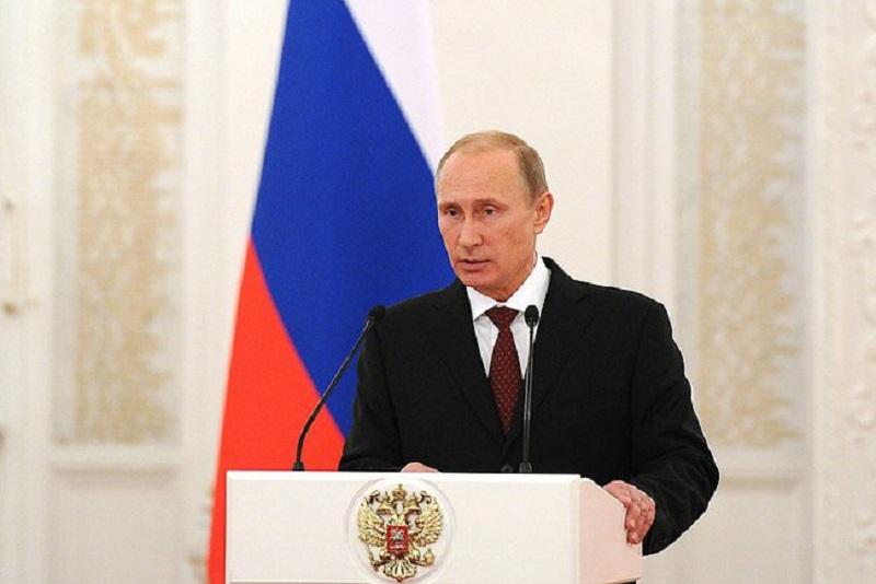 Prejav prezidenta Putina o zahraničnej politike Ruskej federácie