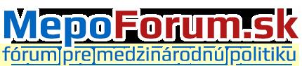 MepoForum.sk – Fórum pre medzinárodnú politiku