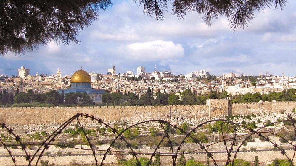Blízky východ nielen ako izraelsko-palestínsky konflikt /Rudolf Kucharčík/
