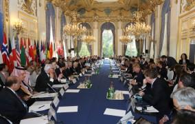 Medzinárodná konferencia o mieri a bezpečnosti v Iraku