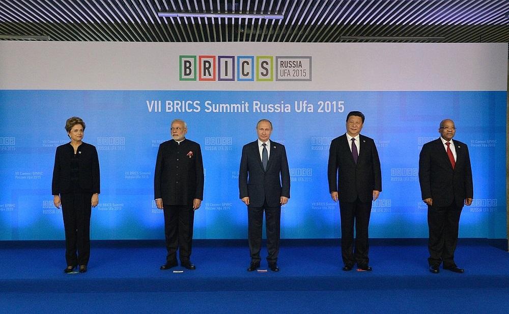 VII. summit BRICS – Ufa