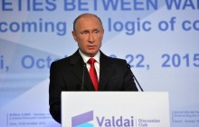 Vystúpenie V. Putina na Valdajskom klube