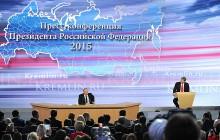 Tlačová konferencia V. Putina  /kompletný prepis/