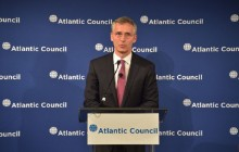 Prejav generálneho tajomníka NATO J. Stoltenberga vo Washingtone  /úplné znenie/
