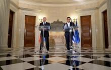 Spoločná tlačová konferencia Tsipras – Putin /celé znenie/