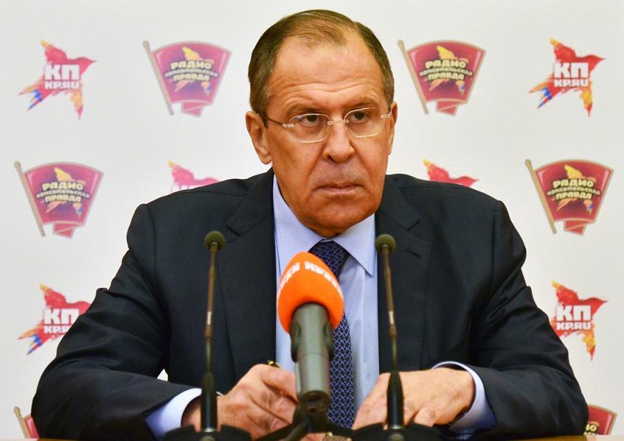 Rozhovor s Lavrovom pre Komsomolskuju pravdu