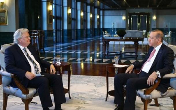Rozhovor tureckého prezidenta Erdogana pre nemeckú stanicu ARD