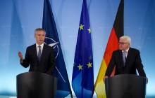 Spoločná tlačová konferencia Stoltenberg – Steinmeier /kompletný prepis/