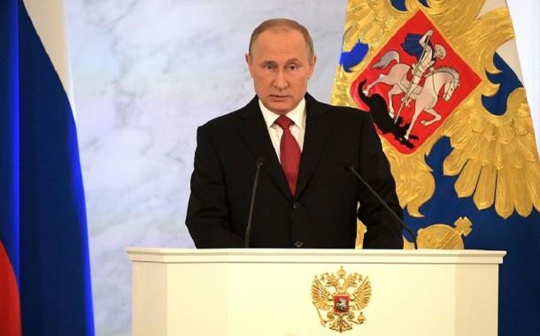 Prejav prezidenta Putina o stave Ruskej federácie /plné znenie/