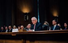 Vystúpenie designovaného ministra zahraničných vecí USA R. Tillersona v senátnom výbore pre zahraničné vzťahy