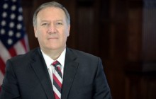 Prerokovanie nominácie M. Pompea na riaditeľa CIA v senátnom výbore pre spravodajské služby