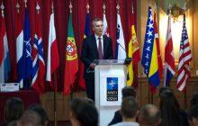 Prejav GT NATO J. Stoltenberga v Sarajevu /plné znenie/