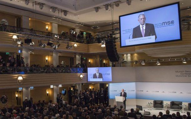 Vystúpenie ministra obrany USA J. Mattisa na Mníchovskej bezpečnostnej konferencii