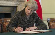 Veľká Británia spustila Brexit  /plné znenie dokumentov/