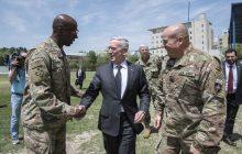 Tlačová konferencia ministra obrany USA J. Mattisa počas návštevy v Afganistane /plné znenie/
