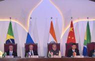 VIII. summit skupiny BRICS  /Jana Glittová/