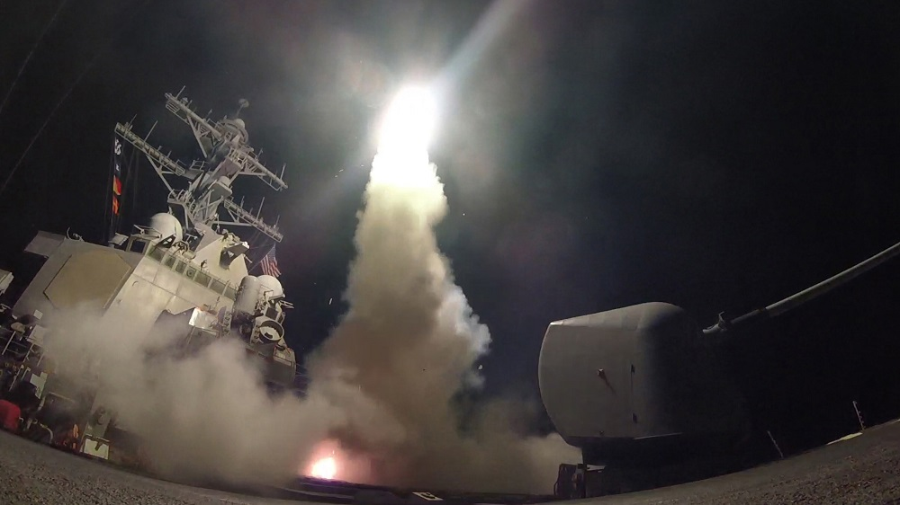 Stanoviská EÚ a NATO k útoku USA na Sýriu