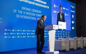 Prejav S. Lavrova na konferencii o medzinárodnej bezpečnosti /plné znenie/