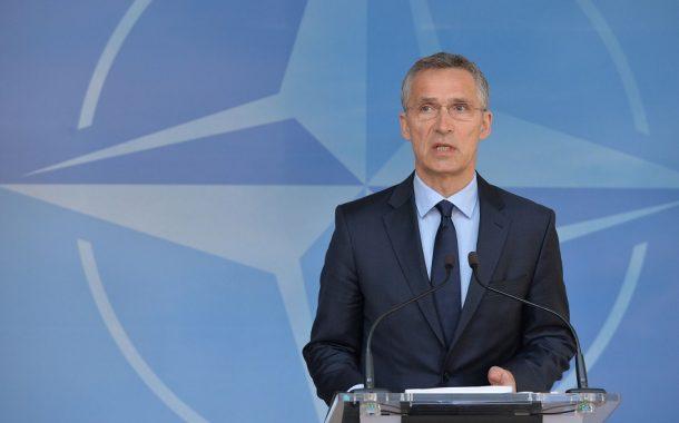 "Rozhovor GT NATO J. Stoltenberga pre ""Russia 24"""