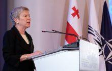 Vystúpenie zástupkyne GT NATO R. Gottemoeller na rokovaní Parlamentného zhromaždenia NATO