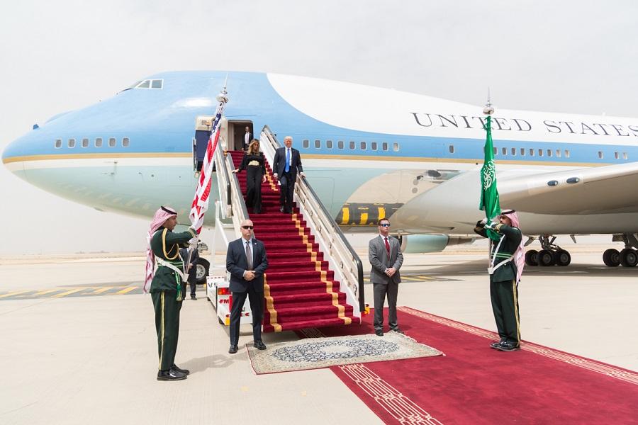 Spoločné vyhlásenie Saudskej Arábie a USA