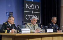 Tlačová konferencia po rokovaní Vojenského výboru NATO