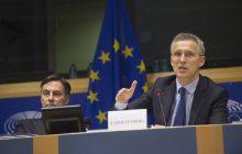 Vystúpenie GT NATO J. Stolenberga vo výbore Európskeho parlamentu /plné znenie/