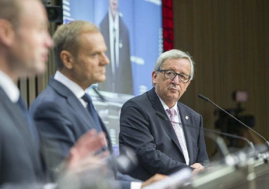 Rokovanie Európskej rady 22. – 23. júla 2017