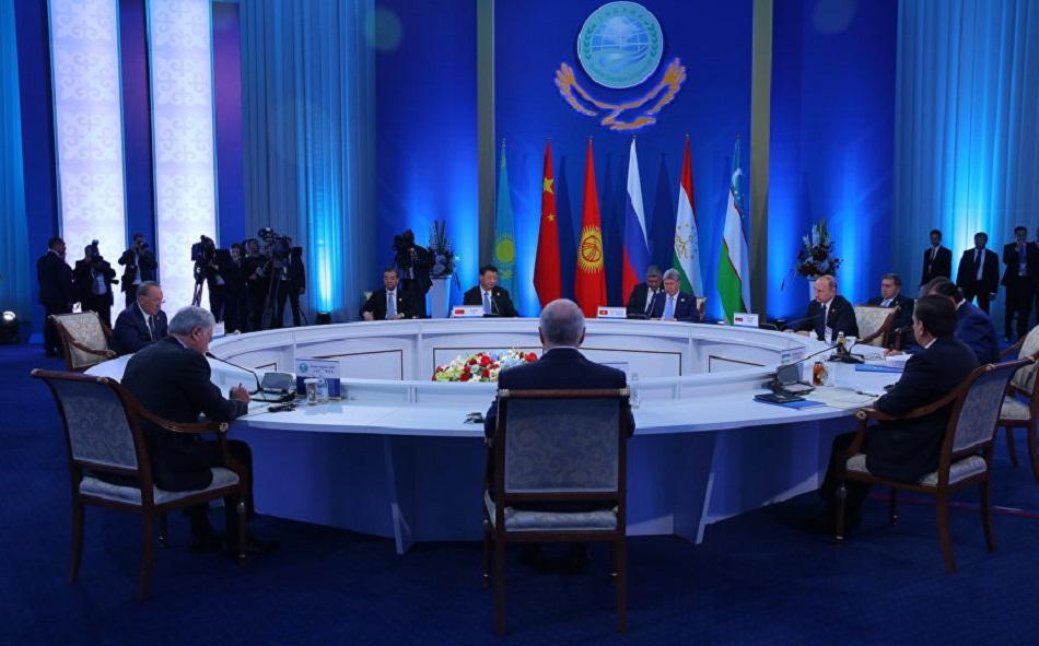 Rokovanie Šanghajskej organizácie spolupráce v Astane