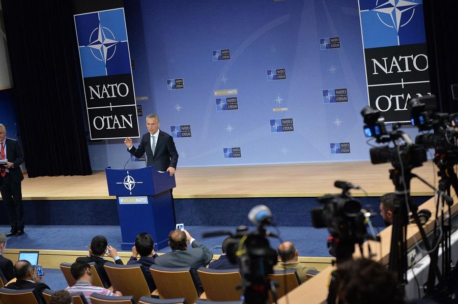 GT NATO J. Stoltenberg o výsledkoch rokovania ministrov obrany členských krajín NATO