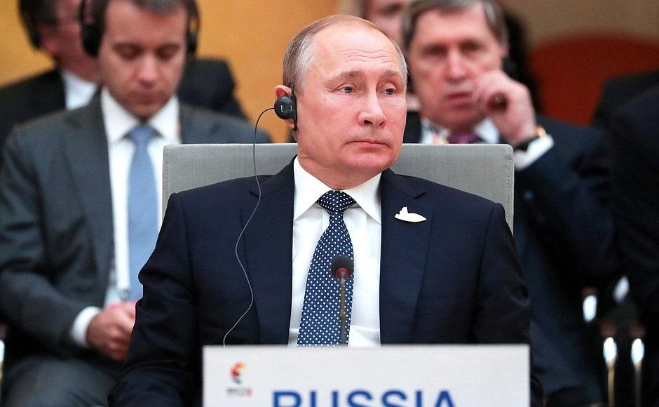 Článok V. Putina v nemeckých novinách Handelsblatt