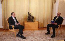 """Rozhovor S. Lavrova pre kurdský televízny kanál """"Rudaw"""""""