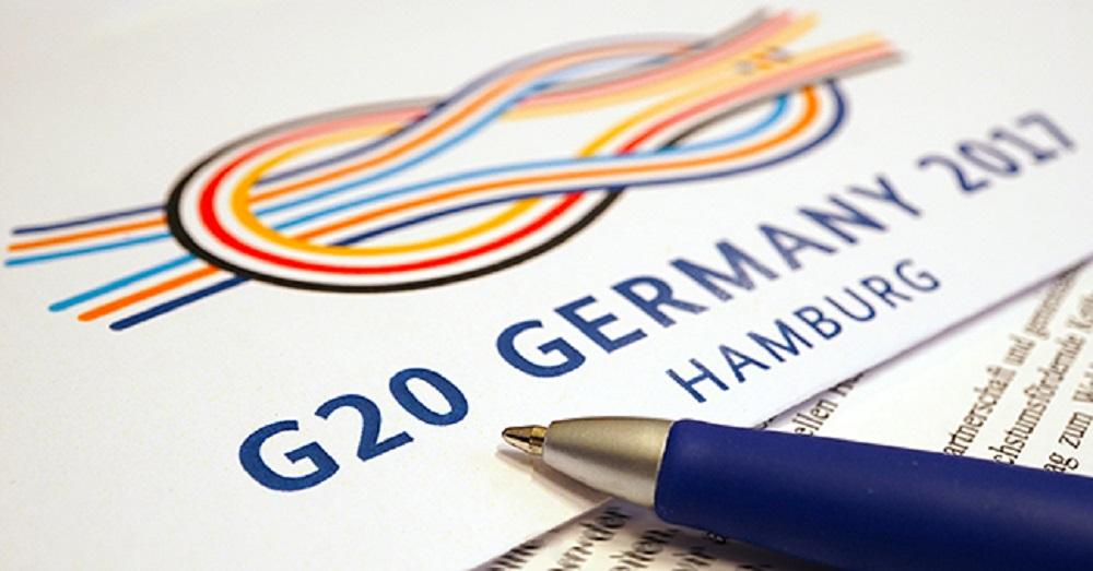 Dokumenty summitu G20 v Hamburgu