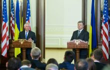 Spoločná tlačová konferencia prezidenta Ukrajiny P. Porošenka a ministra zahraničných vecí USA R. Tillersona /plné znenie/