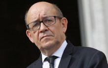Rozhovor ministra zahraničných vecí Francúzska Le Driana pre Les Echos