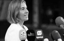 Tlačová konferencia F. Mogherini po zasadnutí Rady EÚ pre zahraničné veci
