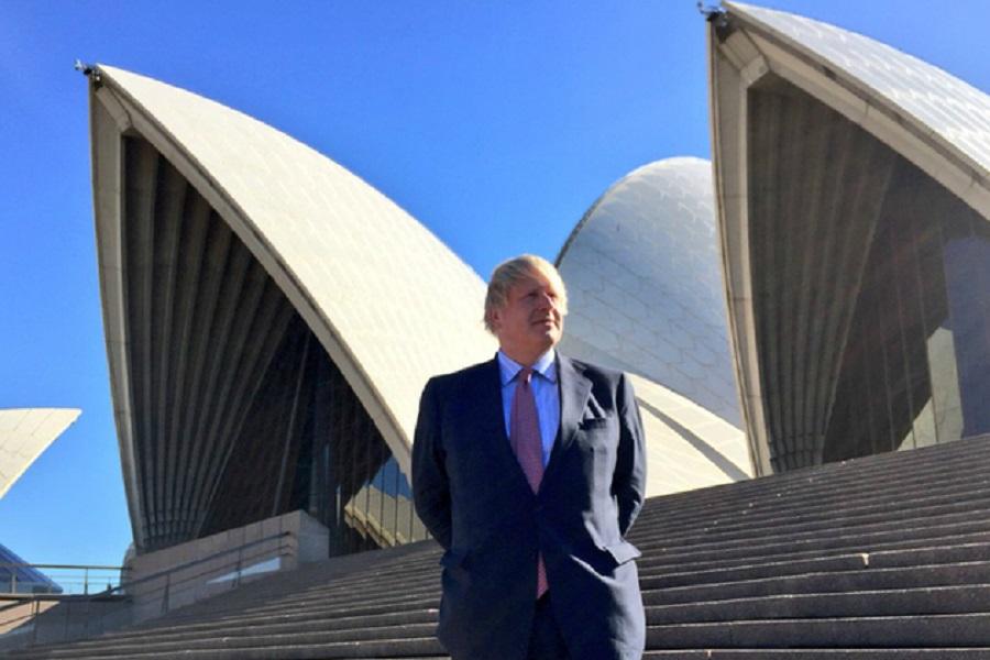 Prejav ministra zahraničných vecí Veľkej Británie B. Johnsona v Sydney /plné znenie/