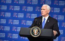 Vystúpenie viceprezidenta USA M. Penceho na summitu Jadranskej charty v Čiernej Hore