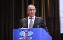 Vystúpenie ministra zahraničných vecí RF S. Lavrova na MGIMO