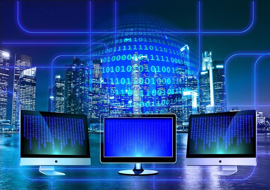 Analýza bezpečnosti kybernetického priestoru USA