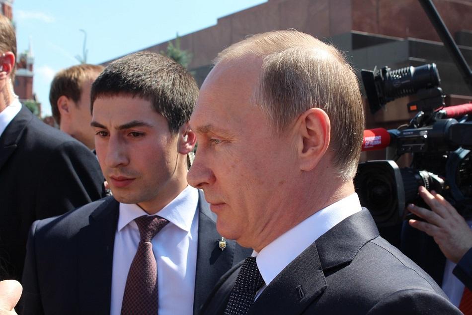 Článok V. Putina o BRICS