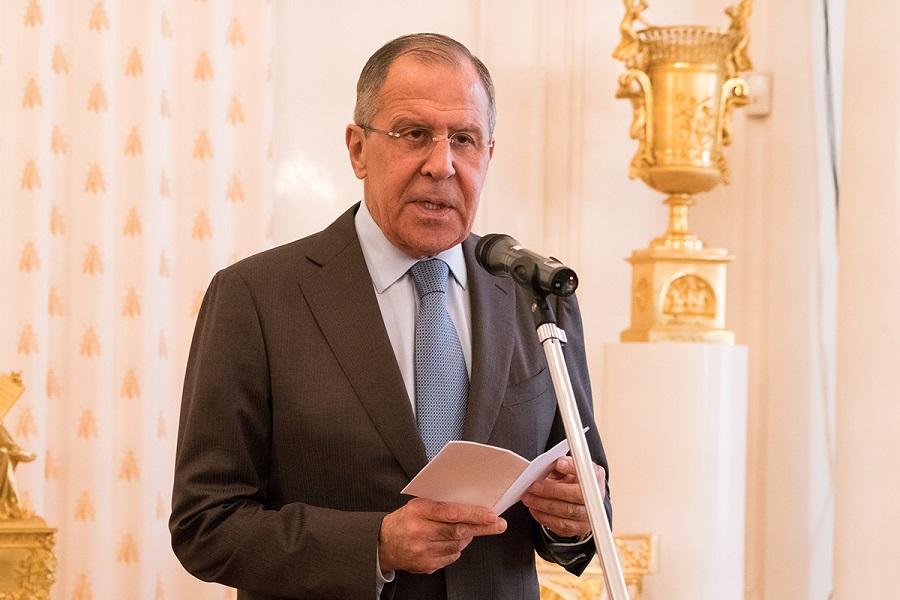 Rozhovor ministra zahraničných vecí RF S. Lavrova pre Asharq Al-Awsat