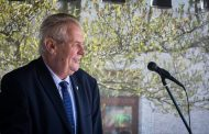 Prejav prezidenta ČR M. Zemana na zasadnutí Parlamentného zhromaždenia Rady Európy