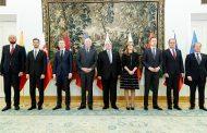 Rokovanie ministrov zahraničných vecí krajín Bukureštskej deviatky