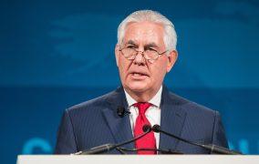Rozhovor ministra zahraničných vecí USA R. Tillersona pre televíznu stanicu Al Hurra