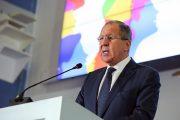 Vystúpenie ministra zahraničných vecí S.Lavrova na Svetovom festivale mládeže a študentstva v Soči