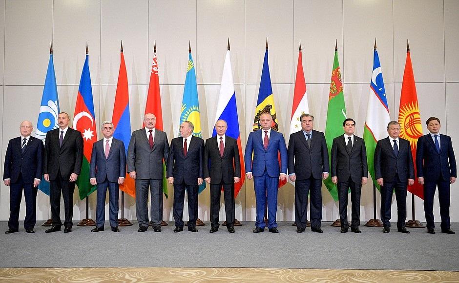 Summit Spoločenstva nezávislých štátov /Jana Glittová/