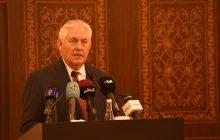 """Vystúpenie ministra zahraničných vecí USA R. Tillersona na tému """"Definovanie nášho vzťahu s Indiou pre ďalšie storočie"""""""