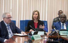 Prejav F. Mogheriniovej v Európskom parlamente o spolupráci EÚ a Afriky /plné znenie/